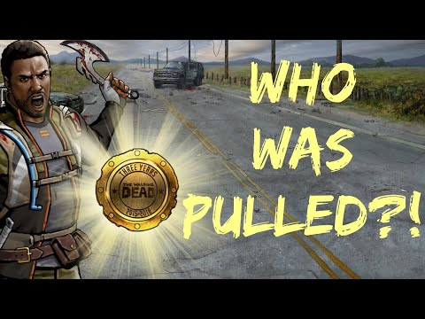 Anniversary Pull #3!!! +War Results! The Walking Dead: Road to Survival