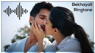 bekhayali-ringtone-audio-quality-download-kabir-singh-link-in-description