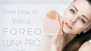 Giveway/ розыгрыш Foreo Luna (RUS)