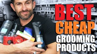 BEST Cheap Drugstore Grooming Products!