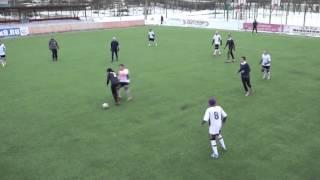 14.02.16 - Второзаводские vs ФК Спарта (Первый тайм) - 4:0