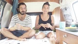 Unser eBook ist da! Leben und Reisen im VW-Bus - 100 Antworten nach einem Jahr unterwegs