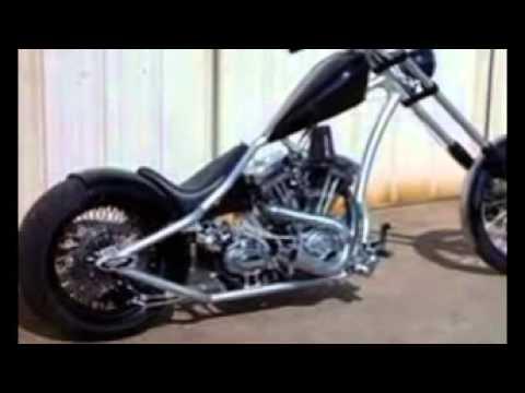 Video Modification Motorcycle Harley Davidson Chopper Youtube