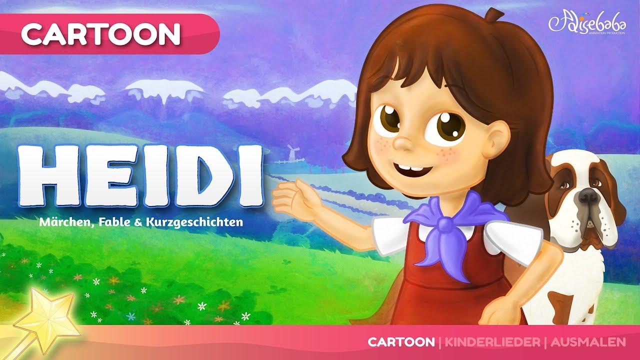 Heidi kinder geschichte - Märchen für Kinder | Gute Nacht ...
