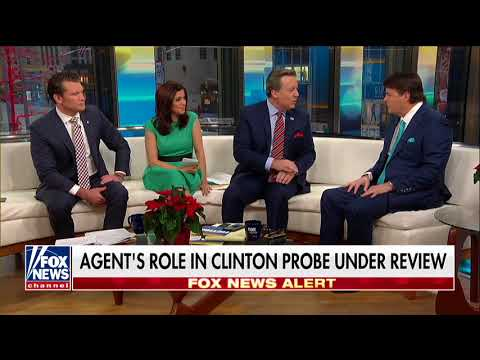 Greg Jarrett describes real obstruction of justice in Russia collusion case