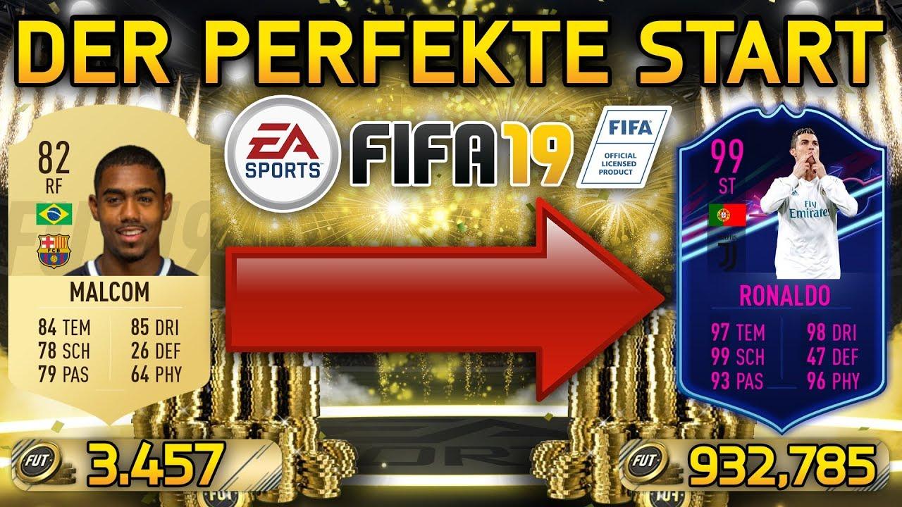 FIFA 19  - Der PERFEKTE START + alle TIPPS und TRICKS in Fifa 19 Ultimate Team
