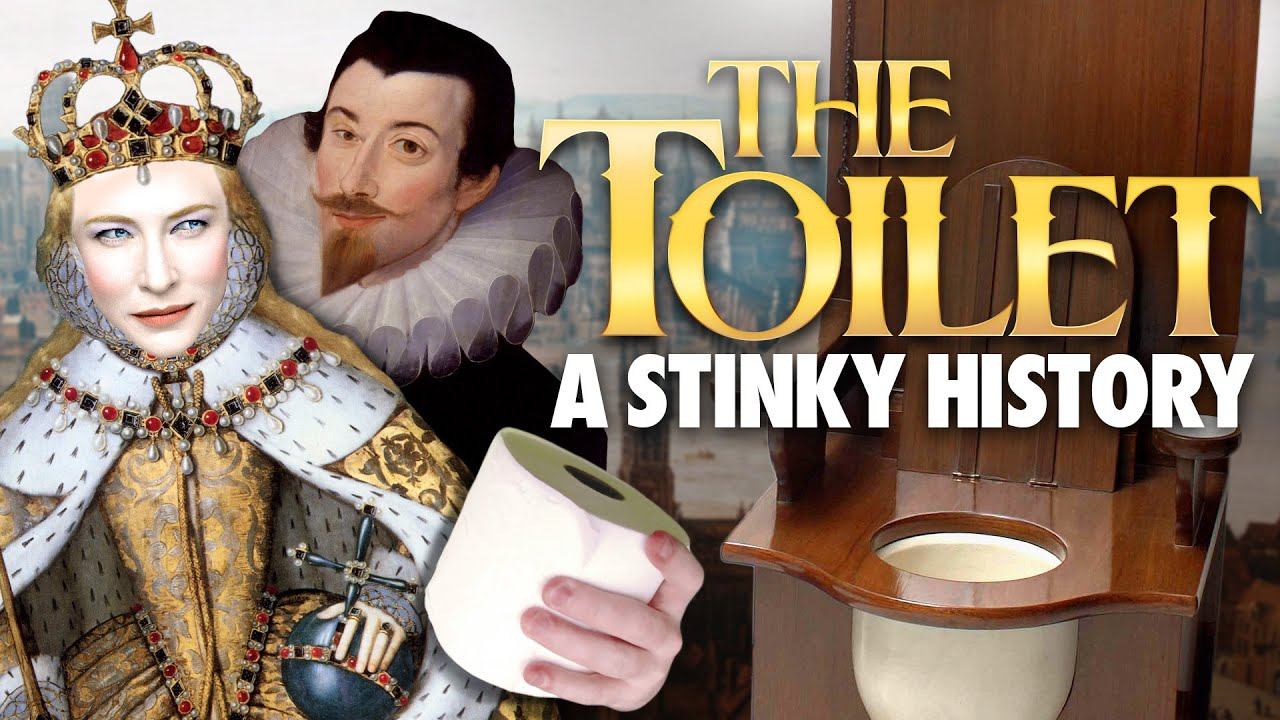 The Toilet A Stinky History