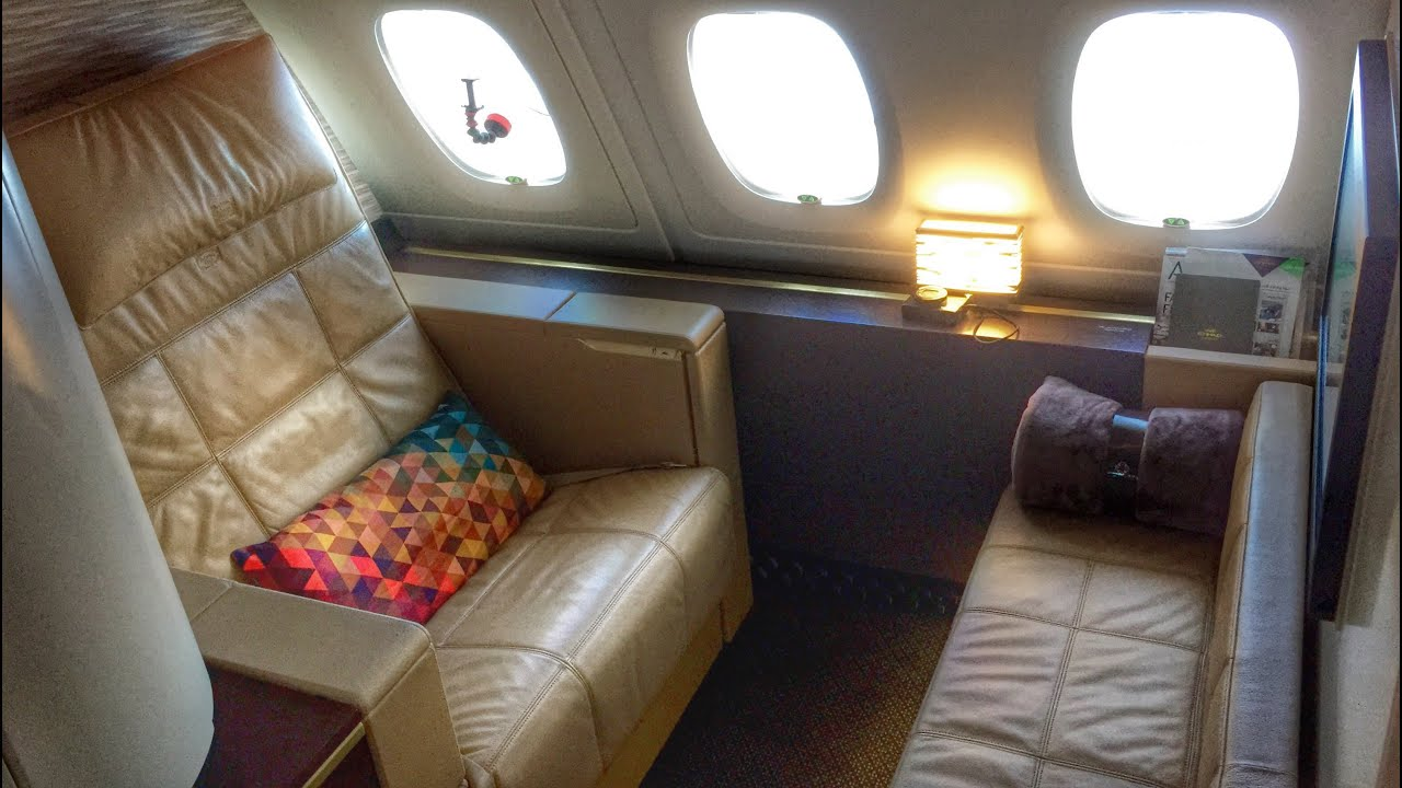 Etihad First Class Apartment A380 Full Review! AUH-LHR - YouTube