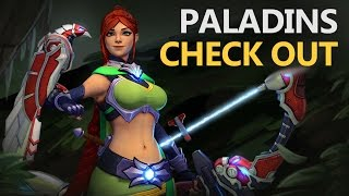 Check Out... Paladins (Gameplay)