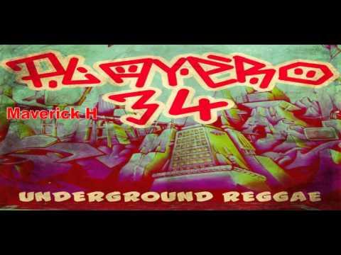 Playero 34 Underground Reggae 1992 Aalbum Completo