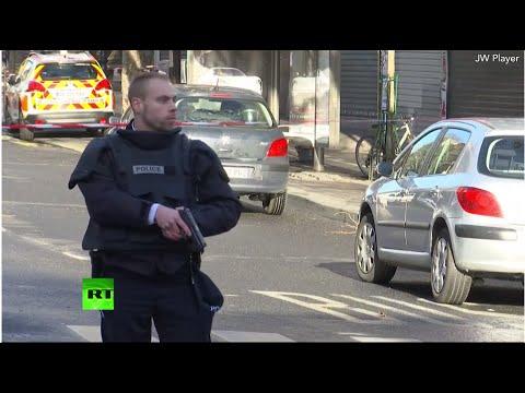 Le quartier de Barbès bouclé par l'armée et la police