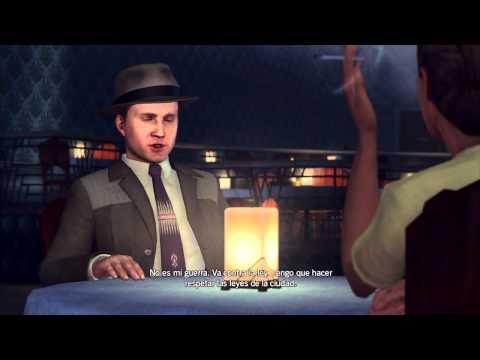 Guia L.A. NOIRE ( Destino Manifiesto ) Parte 2/5 Club Blue Room y Club Mocambo