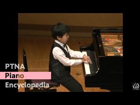 2010入賞者記念 西川響貴/ドビュッシー:ゴリウォーグのケークウォーク