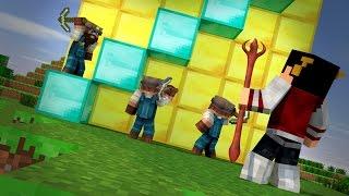 Minecraft: A Serie 2 - LIMPANDO A ARVORE DO THE KING ‹ 98 / AMENIC ›