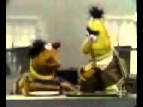 Bert and ernie parody