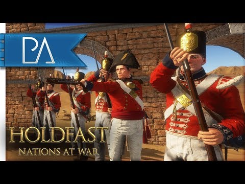 FOR KING AND COUNTRY!: LINE BATTLE EVENT - Holdfast: Nations at War Gameplay