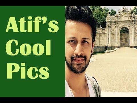 Atif Aslam's coolest Instagram pics - TOI