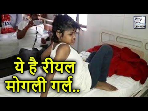 UP के Bahraich के जंगलों में मिली Real Mowgli Girl  | Lehren News