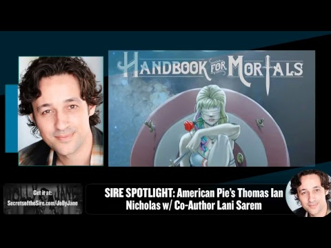 SoS Spotlight Ep 02: Thomas Ian Nicholas Talks YA Novel, American Pie 20th Anniversary Movie