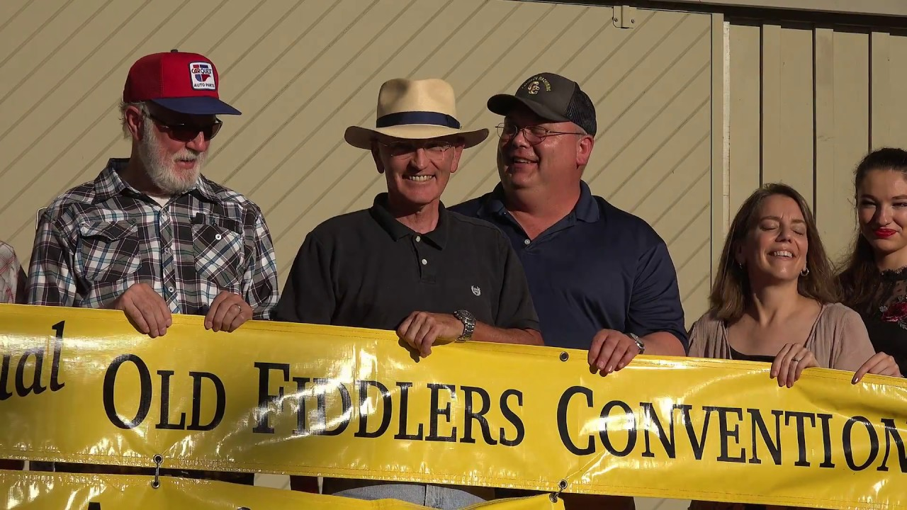 Best All Around Performers from the Galax Old Fiddlers' Convention | Mountains of Music Homecom