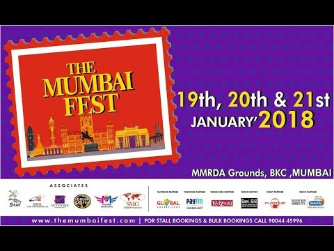 The Mumbai Fest 2017 Promo Video - A first of its kind festival that you would wish lasted forever!