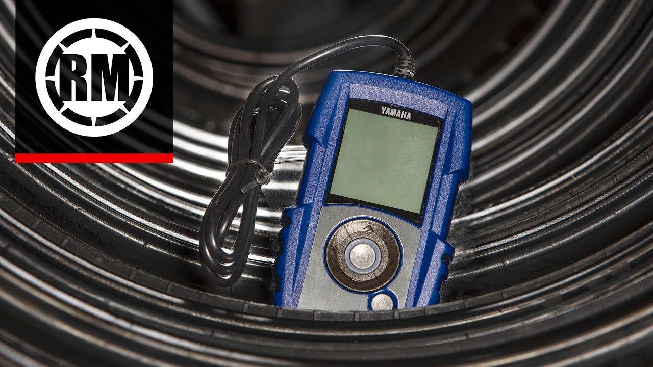 YAMAHA GYTR Ignition Fuel Power Tuner 33D-H59C0-V1-00 Save up to 9 Custom Maps