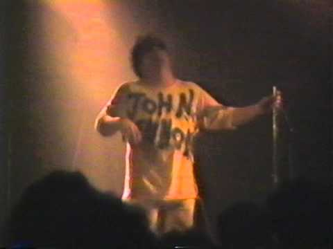 Shock Therapy ,St Andrews Hall, 1987