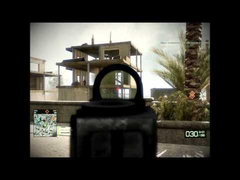 Battlefield Bad Company 2 Xbox Controller PC Xpadder