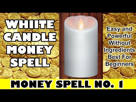 Powerful easy  money spells that really work fast and free without ingredients for beginners
