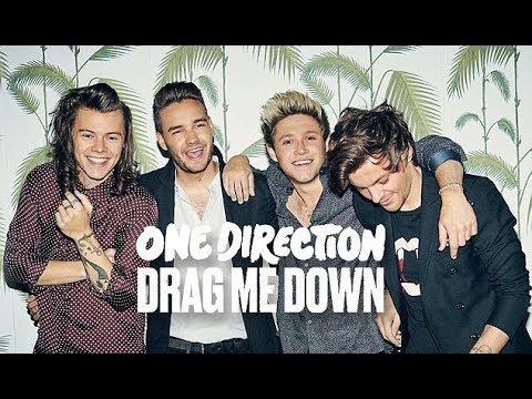 One Direction Drag Me Down legendados