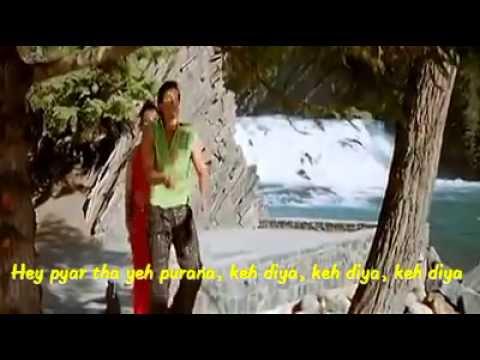 Haila haila ost koi mil gaya lirik by Lia Aprilia