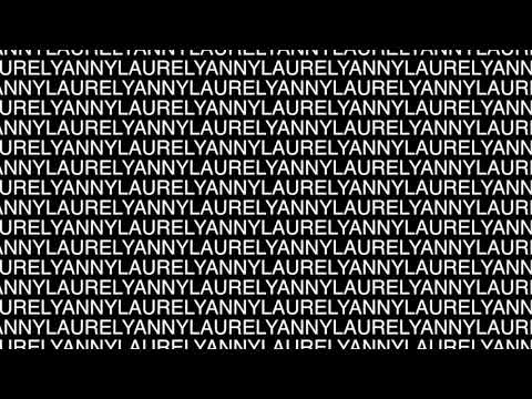 Yanny or Laurel - Pitch Changed to Hear Both