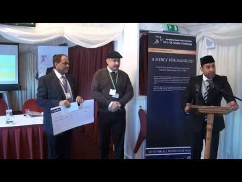 Charity Cheque Presentation at Houses of Parliament | Mercy 4 Mankind | MKA Charity Challenge 2015