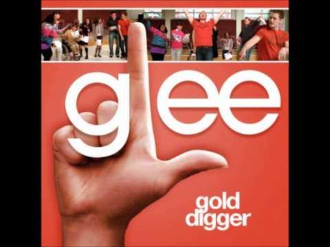 Glee  Gold Digger
