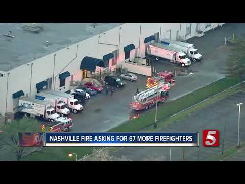 Fire Department Looks To Add 67 More Firefighters