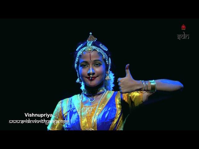 Vishnupriya Arangetram - Padam