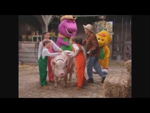 More Barney Songs (Part 4/5)