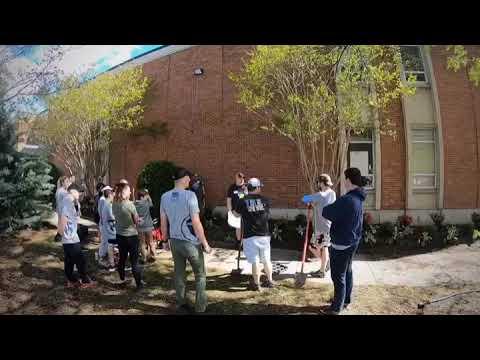 TMF Operation Legacy at Chimborazo Elementary School