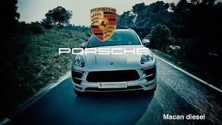 PORSCHE Macan diesel : Concept Bstore voiture de prestige