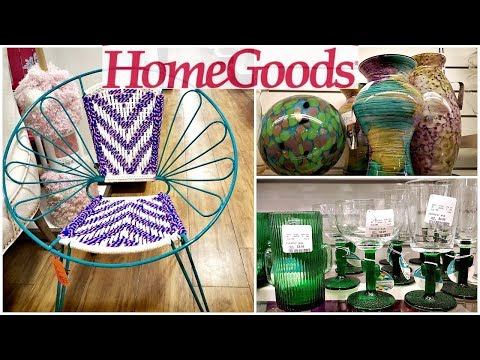 Shop With ME HOMEGOODS KITCHEN PLACEMATS FURNITURE DECOR HOME IDEAS WALK THROUGH 2018