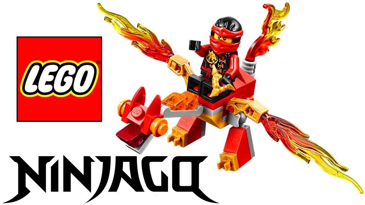 lego ninjago kais mini dragon 30422 review