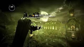 Batman arkham asylum Remastered #1 [Livestream]