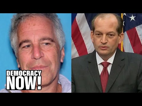 Alex Acosta Enabled Jeffrey Epstein's Sex Crimes. Now He's Gutting Funding for Trafficking Victims