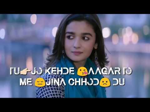 Tu dua hai dua what's app status in HD/sad song
