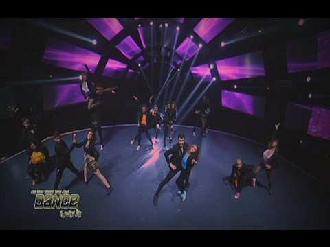 SYTYCD - Live 1 - Opening Group Dance - يلا نرقص -  رقصة الإ