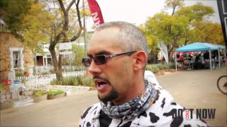 Rent A Cow: Interview with Gerhard Myburg at Nissan Trailseeker Diamond Rush #2 MTB Cullinan