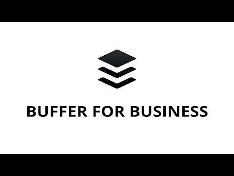 Introducing Buffer for Business