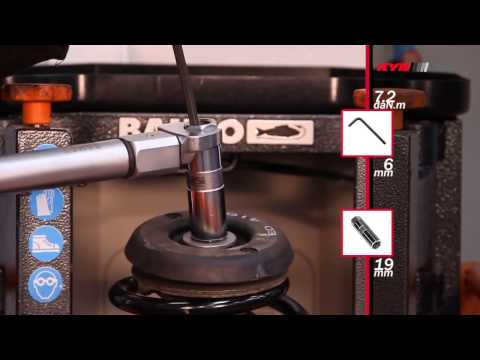 How To Replace Front Shock Absorbers On CITROEN C4 Picasso & C4 Grand Picasso