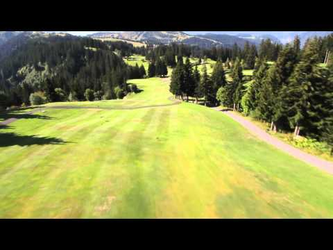 Trou n°7 - Golf Les Gets