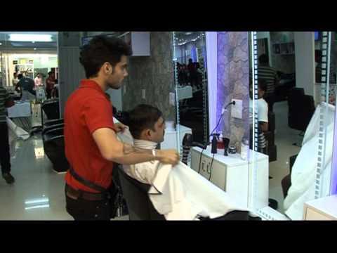A 39 damo unisex salon final youtube for A final touch salon